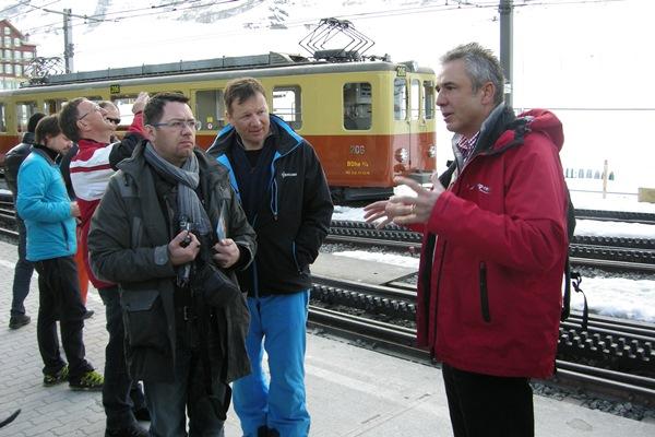 23_TFA Forumstour Jungfraujoch Begrüssung Urs Kessler.jpg